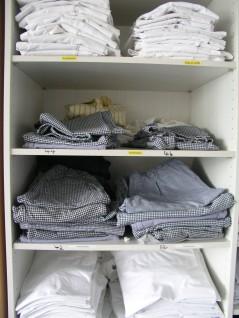 Schrank Arbeitskleidung